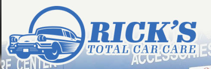 Rick's Total Car Care: The Total Package for your Vehicle